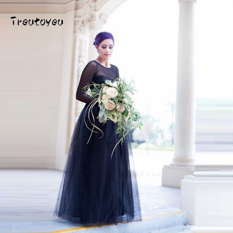 5 Layers Long Tutu Skirts 2018 Summer Fashion Womens Princess Fairy Style Voile Tulle Skirt Bouffant Puffy Fashion Skirt