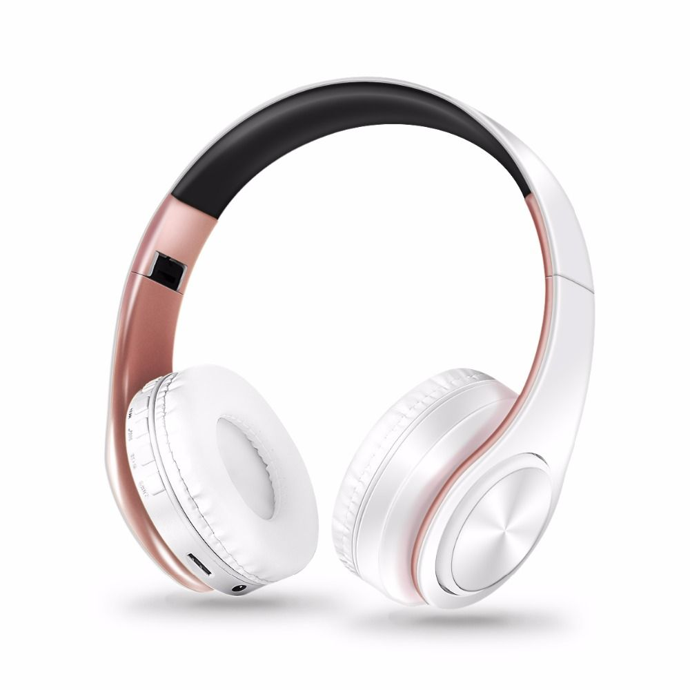 New arrival colors wireless Bluetooth headphone stereo headset music headset over the earphone with mic for iphone sumsamg