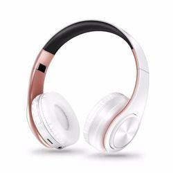 Nouvelle arrivée couleurs sans fil Bluetooth casque stéréo casque musique casque au cours des écouteurs avec micro pour iphone sumsamg