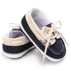 2019 Spring Baby Boy Girls Casual Shoes First Walker Lace-Up T-Tied Solid Color Toddler Shoes Non-Slip Soft Bottom Warm Shoes