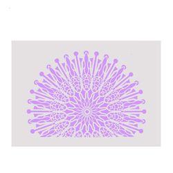 BRICOLAGE Artisanat Creux Superposition Pochoirs Pour Mur Peinture Scrapbooking Stamping Timbre Album Décoratif Gaufrage Carte De Papier #2