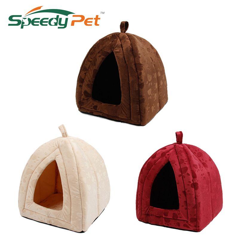 Nouvelle Arrivée Pet Chenil Super Doux FabricDog Lit Princesse Maison Préciser pour Chiot Chien Chat avec Patte Cama Para Cachorro Chaude!!!