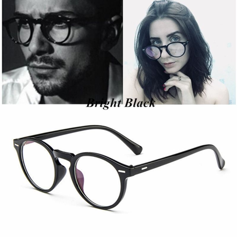 Kottdo Vintage Retro Round Eyeglasses Brand Designer For Women Glasses Fashion Men Optical eye glasses Frame Eyewear Oculos