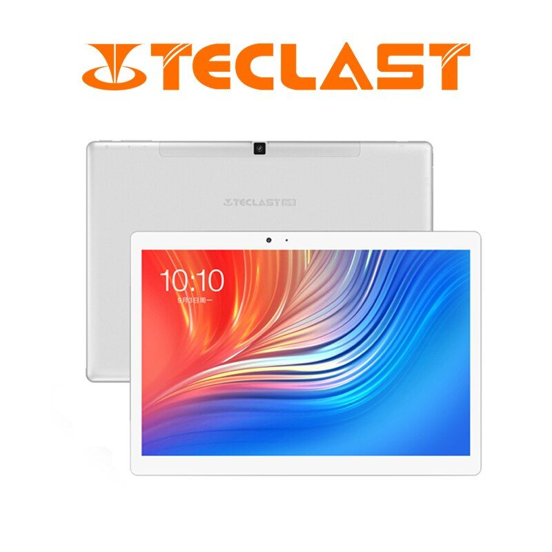 Teclast T20 Tablet PC 10,1 zoll 2560*1600 helio X27 MT6797 Deca Core Android 7.0 4 GB RAM 64 GB ROM 4G anruf 8100 mah 13MP