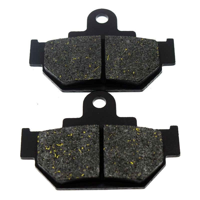Motorcycle Front Rear Brake Pads For MAICO All Models 1986-1988 P29