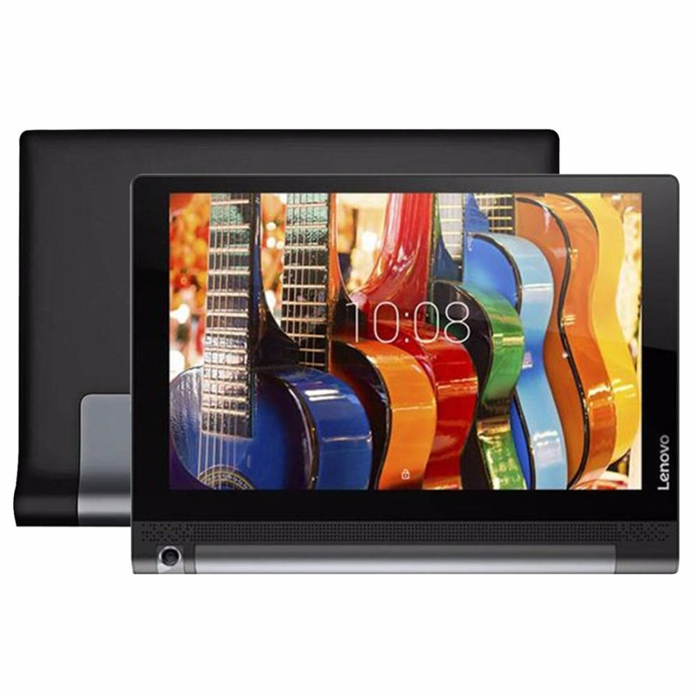 Original 10.1 pulgadas Lenovo YOGA 3 Tablet X50M 4G Qualcomm MSM8909 Quad Core 2 GB/16 GB Android 5.1 Tablet PC Rotación de La Cámara 8MP