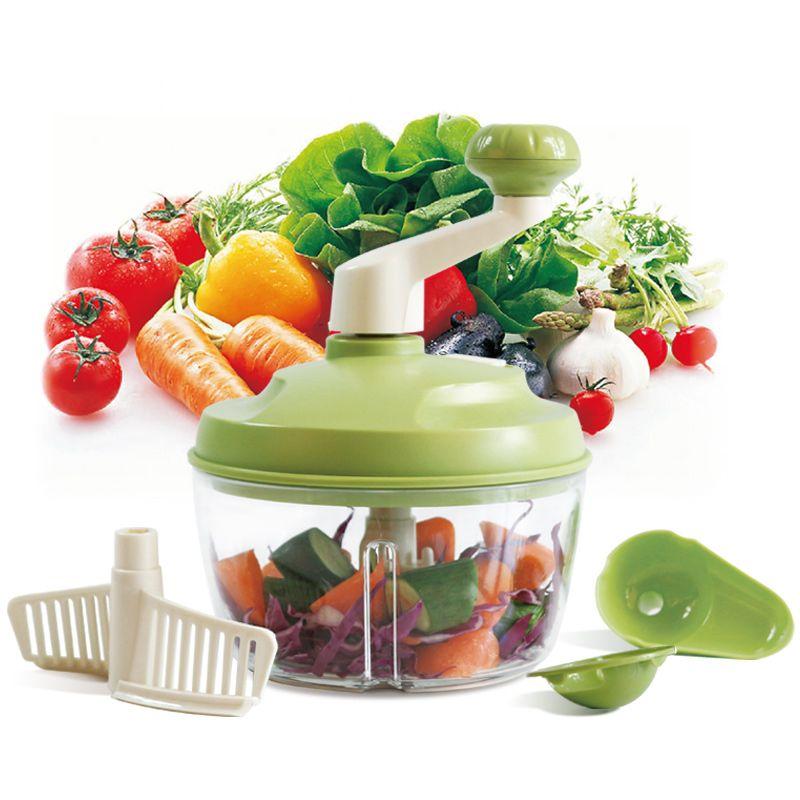 LEKOCH râpe broyeur Fruit légume Cutter manuel robot culinaire viande ail hachoir broyeur outils de cuisine accessoires Gadget