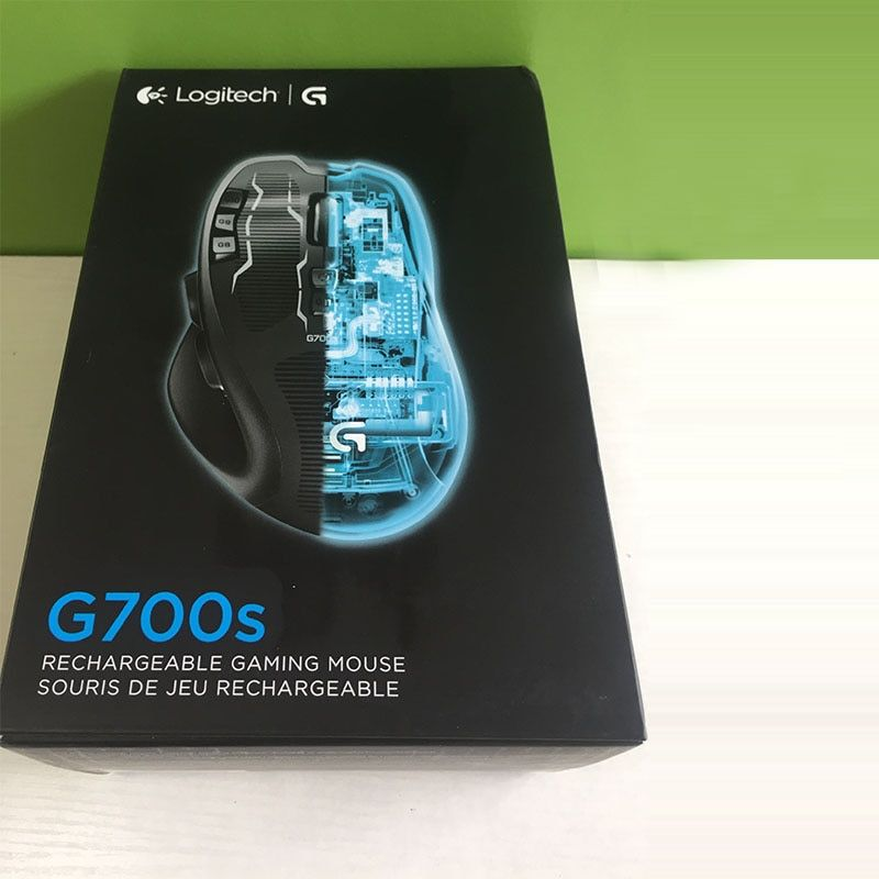 Logitech G700s Rechargeable Souris De Jeu