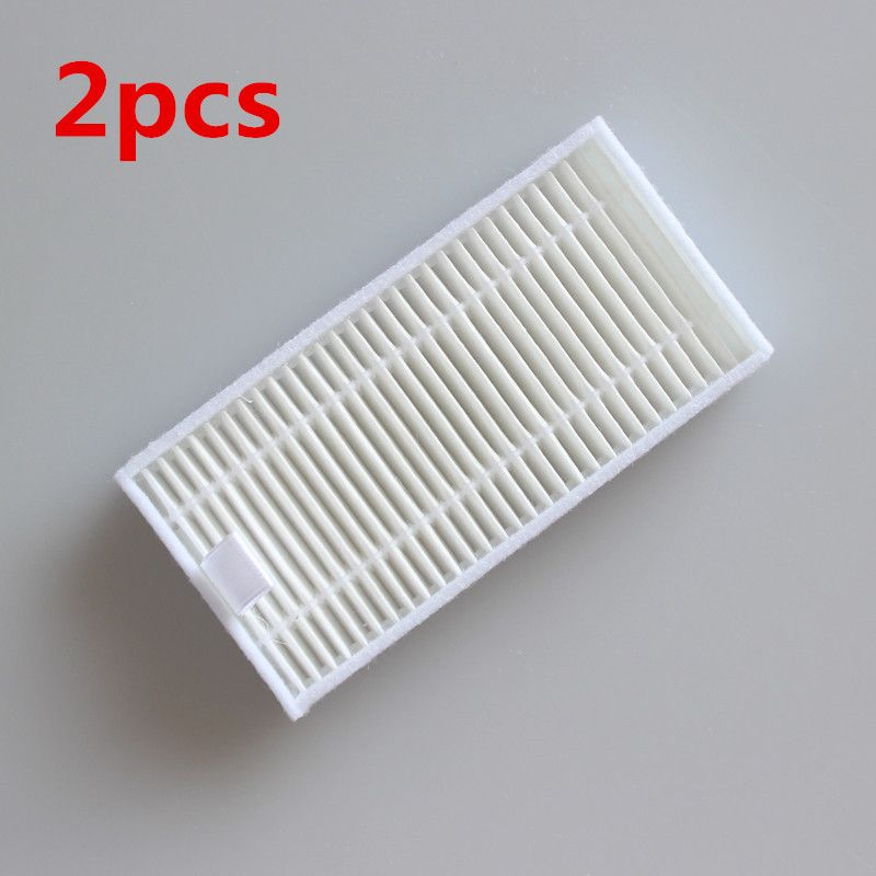 2pcs Efficient Cleaning Parts 100 * 50 * 14mm HEPA Filter Applicable for proscenic Pro-COCO SMART 680T Vacuum Cleaner Parts