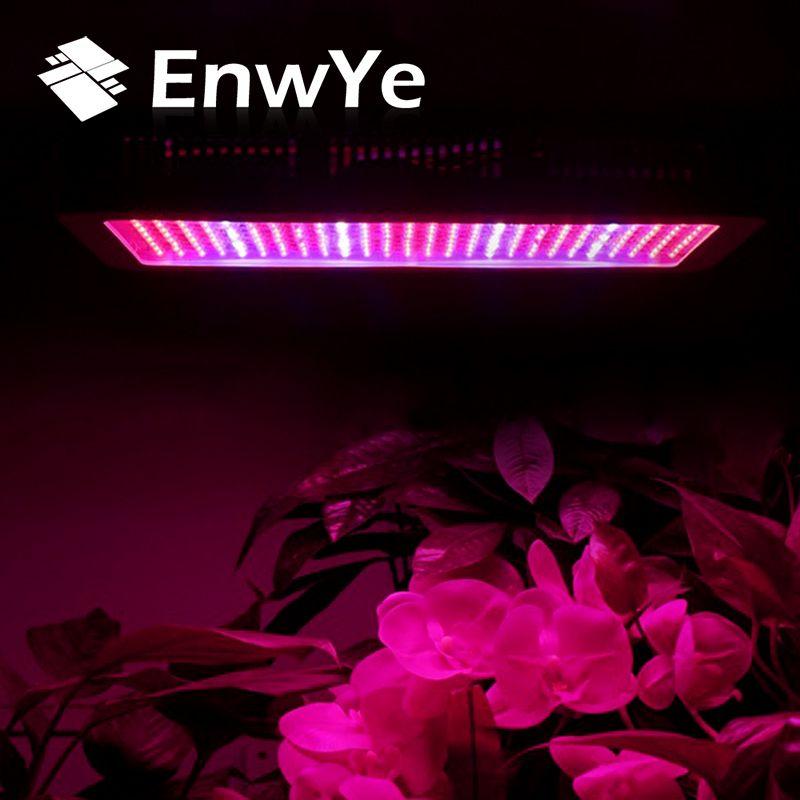 EnwYe LED Grow light 600W 1000W 1200W Full Spectrum for Indoor Greenhouse grow tent plants grow led light