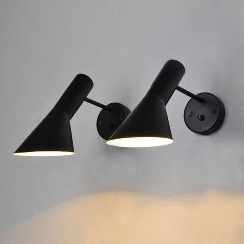 Современные Бра Освещение настенный настольные свет Творческий бра Гостиная фойе дома Освещение деревенский настенные бра
