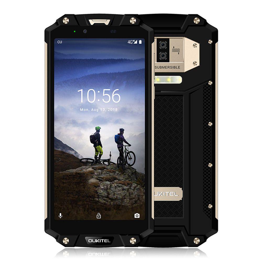 OUKITEL WP2 IP68 Wasserdichte Handy 4 gb 64 gb MT6750T Octa Core 6,0