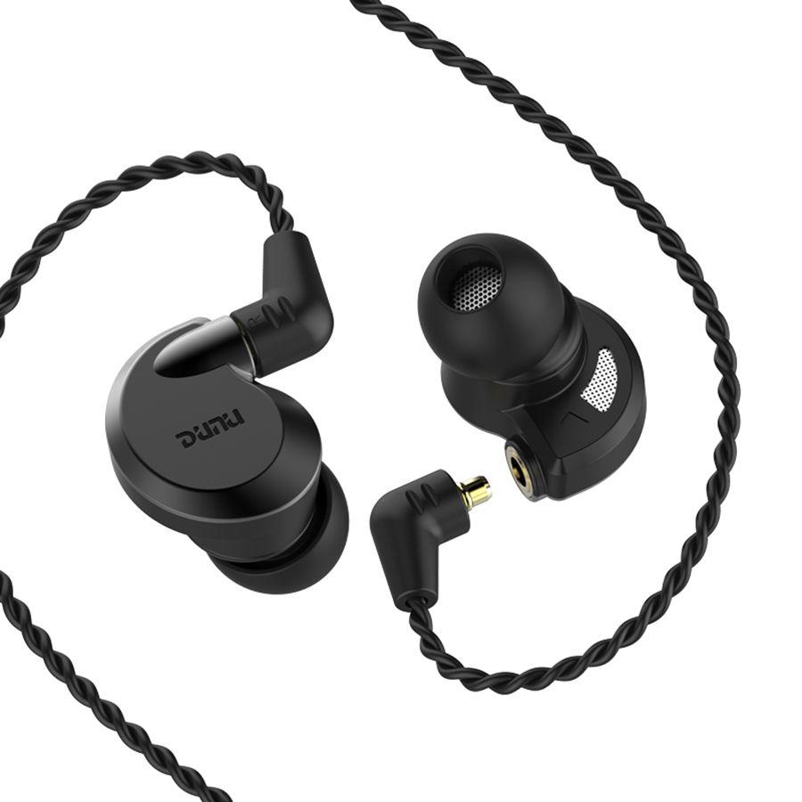 DUNU Falcon-C Dynamic Driver Flagship IEM-CNT (Carbon Nanotubes) Diaphragm Audiophile HiFi Monitor In-ear Earphones MMCX Cable