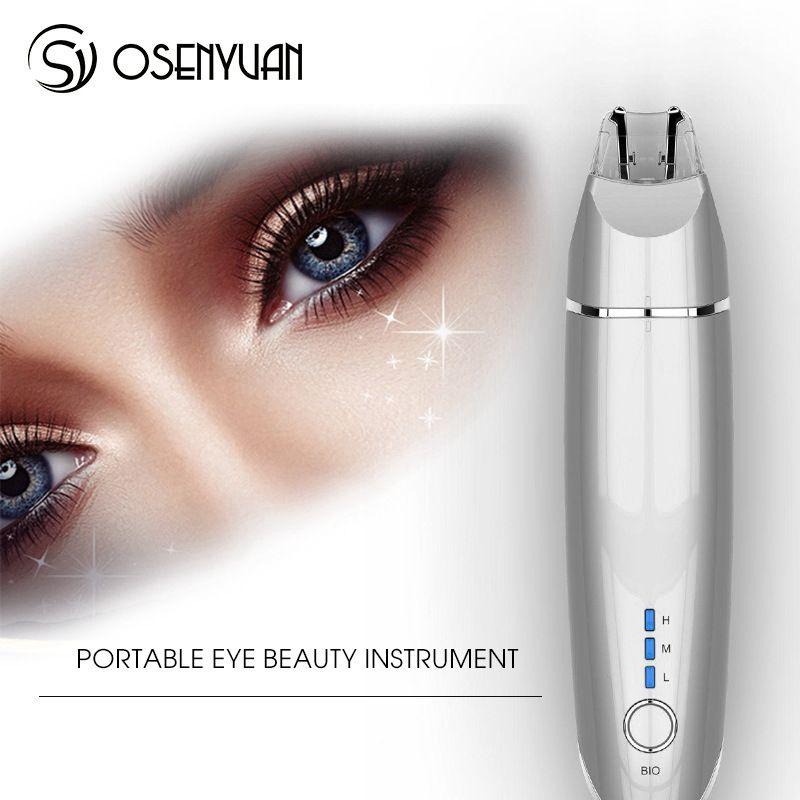 BBEYES CLIP EMS Eye Massager Augen Pflege Schönheit Instrument Gerät Entfernen Falten Augenringe Schwellungen Massage Entspannung