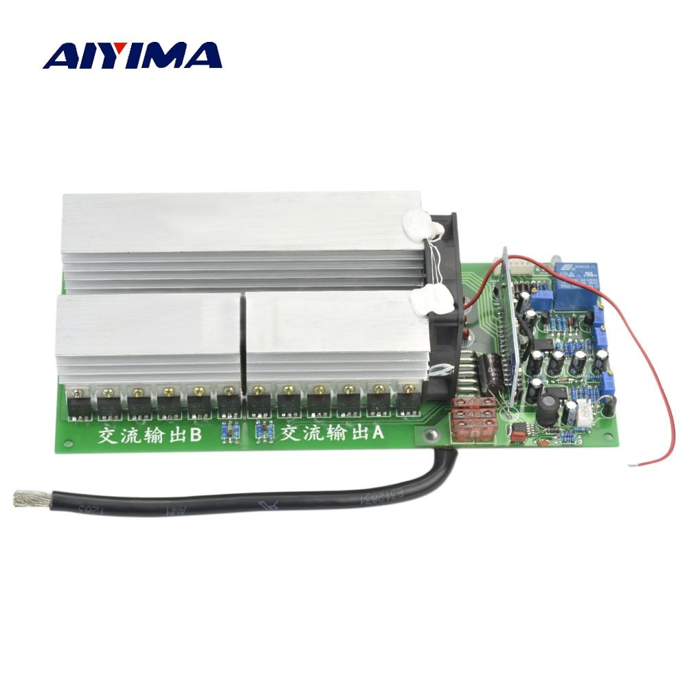 AIYIMA 1Pc Pure Sine Wave Inverter Power Frequency Inverter For Motor 24V 36V 48V 60V1000W 2000W 3000W 5000W Inversor