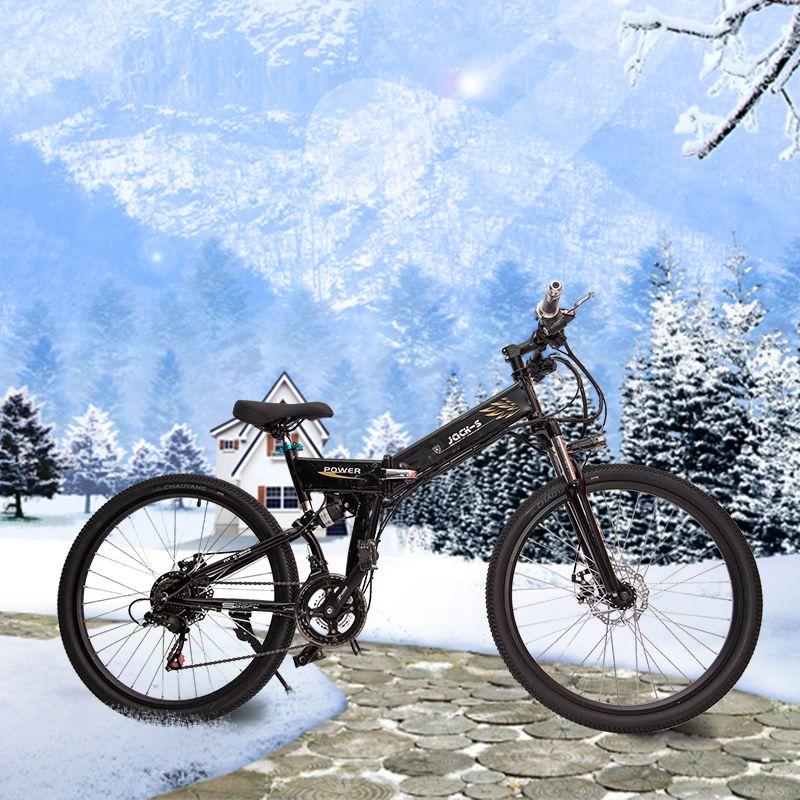 New Electric Bike 24 Speed 10AH 36V 350W Built-in Lithium battery E bike electric 26
