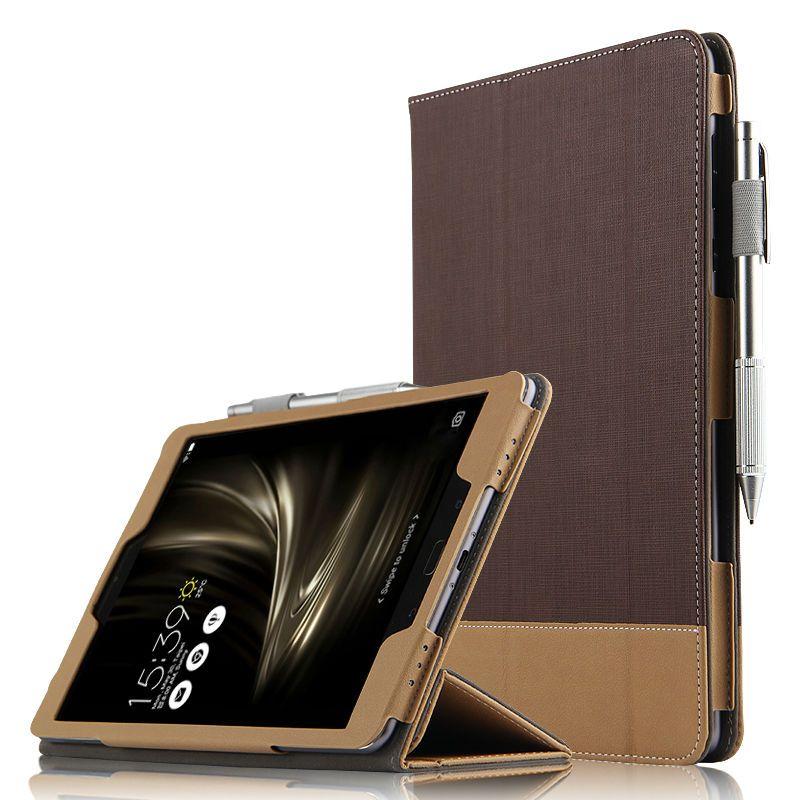 Étui asus ZenPad 3 S 10 housse de protection intelligente tablette en cuir pour asus ZenPad 3 s 10 Z500M P027 9.7