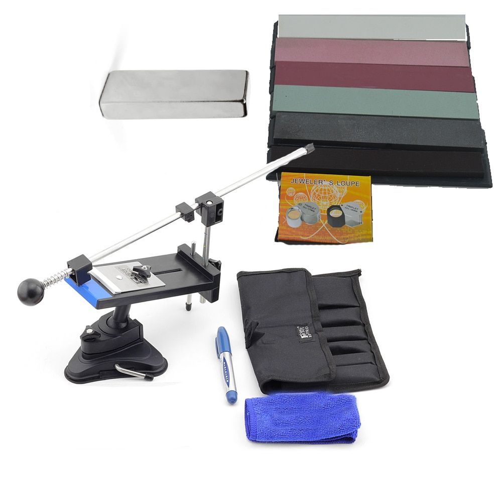 Pencil sharpener for knife Edge Pro Apex more stones Apex pro 2 generation Ruixin sharpening system