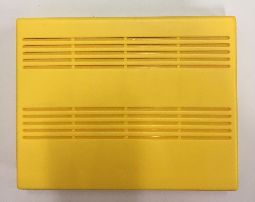 Yellow color Game Cartridge Replacement Plastic Shell for NEOGEO MVS