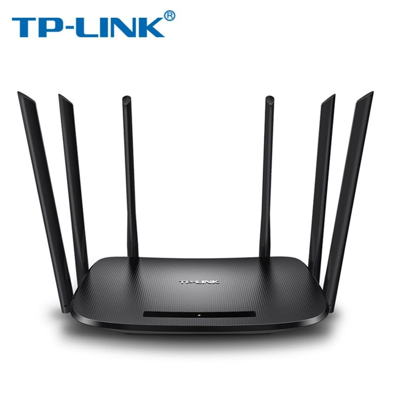 TP-Link Wireless Router AC1750 Dual-Band TP link Wifi Router TL-WDR7400 802.11ac Wifi repeater 2.4G 5.0G APP Routers