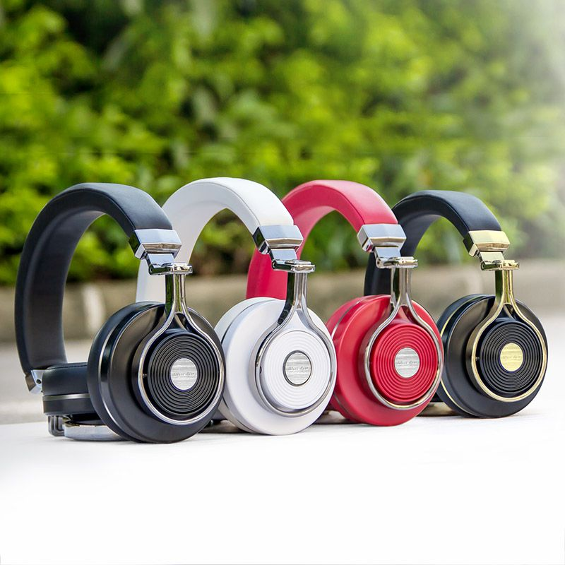 Bluedio T3 Bluetooth Wireless Headphone 3D Bass Headset Portable With Microphone For Music Iphone Samsung Xiaomi Headphone