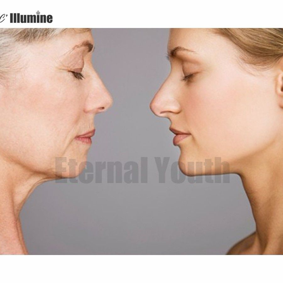 2X  Boto x Face Firming Lifting Serum Skin Care Product Botulinum Concentrate Powerful Anti-wrinkle Anti-aging Jeuness 10ml x2