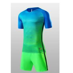 Children Sportswear Football Soccer Training Sports Play Suits Adult Game Jersey Boys Football Player Wear Suit
