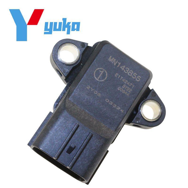 MAP Sensor Manifold Absolute Boost Pressure Sender For Mitsubishi Lancer 9 Pajeiro Turbina L200 1.6L 1.3L MN143855  E1T42471