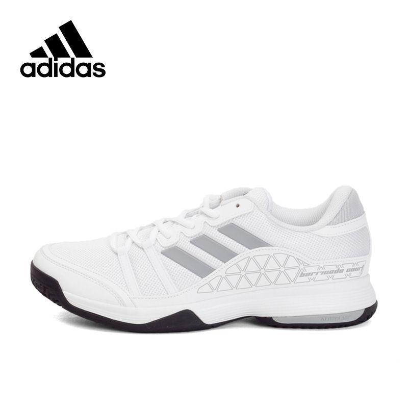 Nouvelle Arrivée 2017 D'origine Adidas barricade cour Hommes De Tennis de Chaussures Sneakers