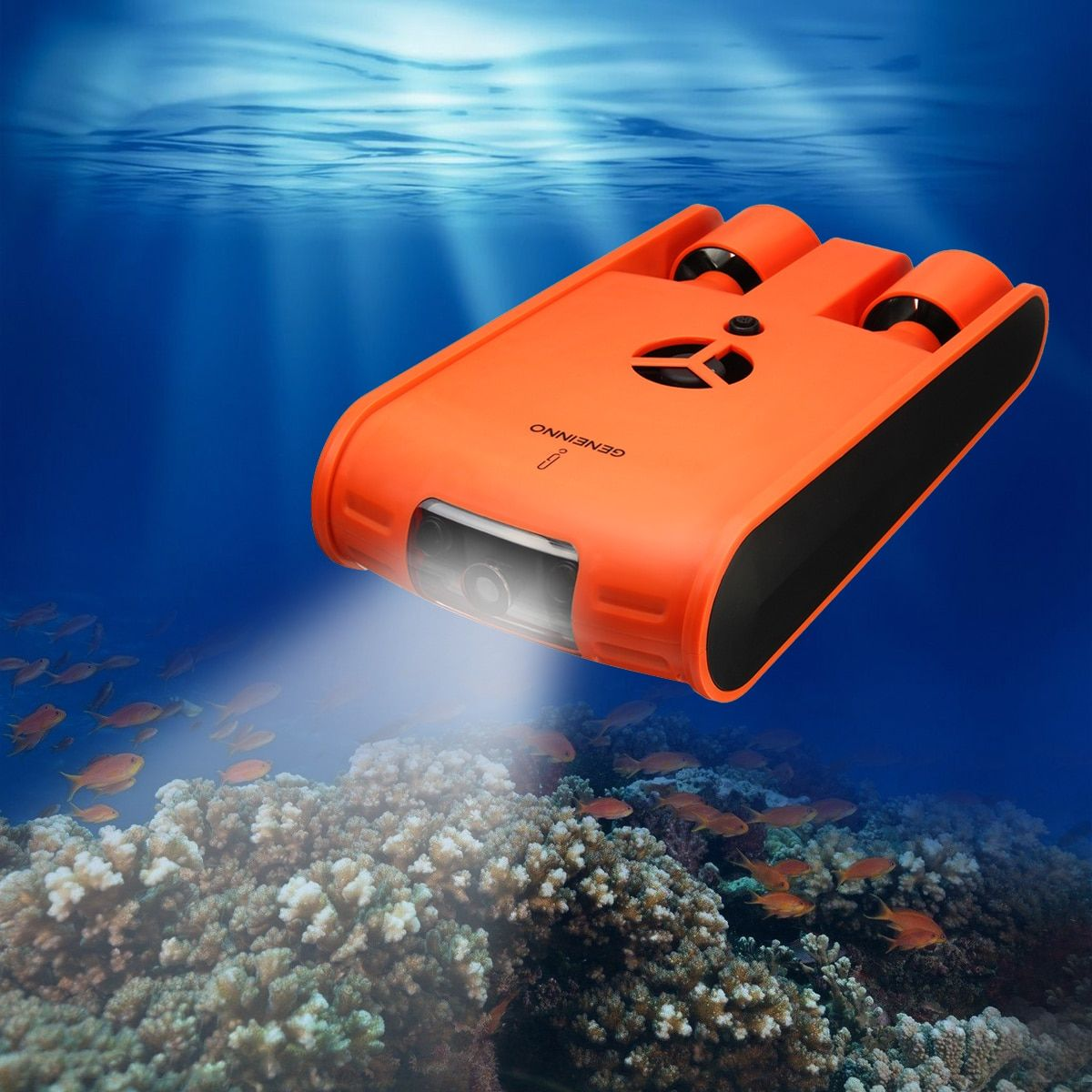 1Set 1080P HD 100M Remote Control Underwater Drone Camera Undersea Detection 32G Underwater camera Kit