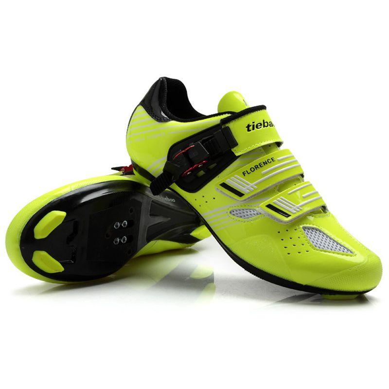 Teibao Reiten Radfahren Schuhe Road Atmungs Fahrrad Schuhe Zyklus Turnschuhe Sapatilha Ciclismo Zapatillas