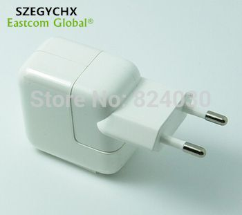 SZEGYCHX New 10w 5.1V 2.1A Micro USB Power EU Charger, Wall Adapter Mobile Phone, for iPad 2 3 4 Air Air2 Pro,for iPod charger