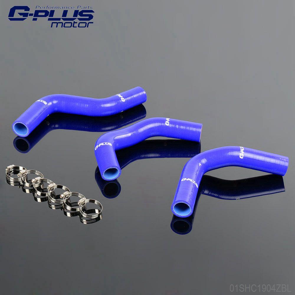 Silicone Radiator Hose Kit For SUZUKI SWIFT 1.3 G13 GTI 89 - 00
