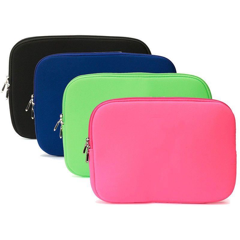 Neue Ankunft Tragbaren Laptop Reißverschluss Weiche Tasche Für Apple 11/13 Für Macbook Pro/Air Notebook 4 Farbe