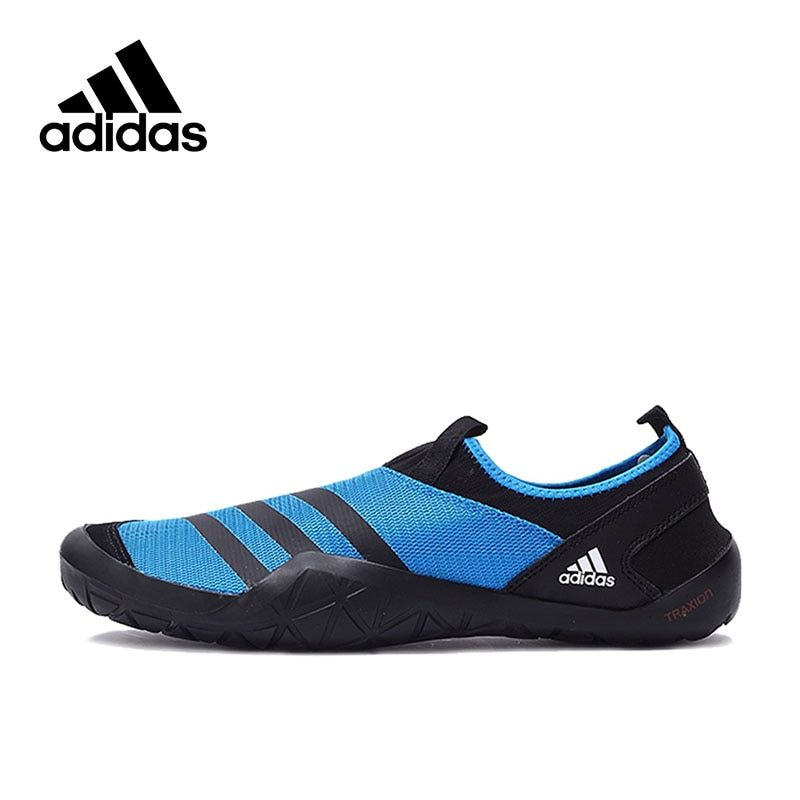 New Arrival Original Adidas Climacool JAWPAW SLIP ON Unisex Aqua Shoes Outdoor Sports Sneakers
