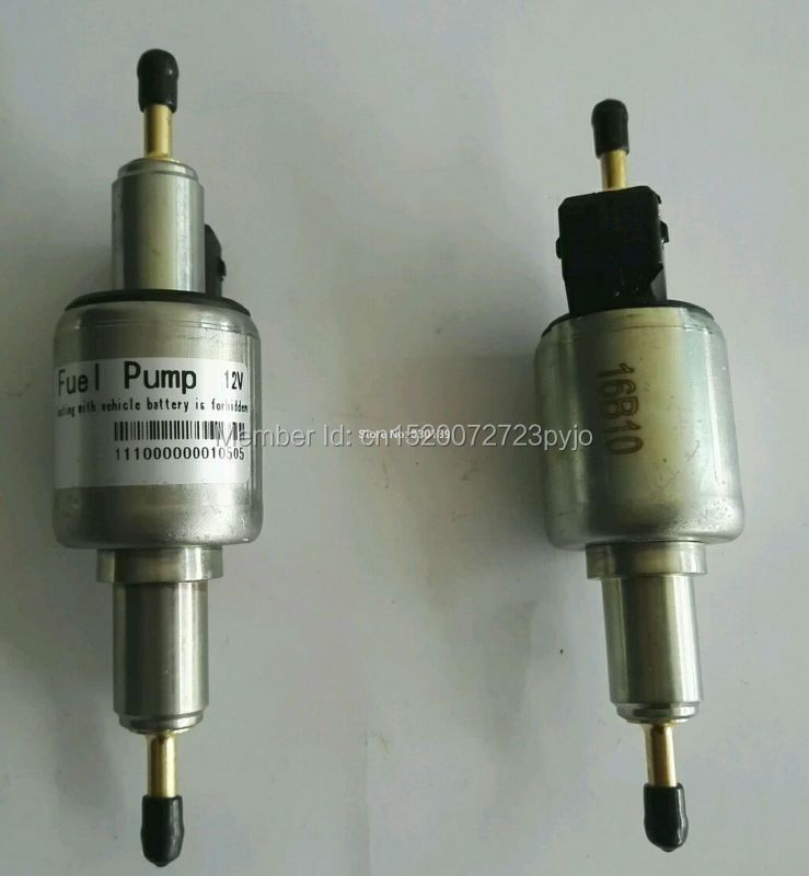 Diesel & gasoline Fuel pump for Webasto Air top 2000 5000/ Eberspahcer air tronic D2 /air diesel truck, boat, bus, caravan!