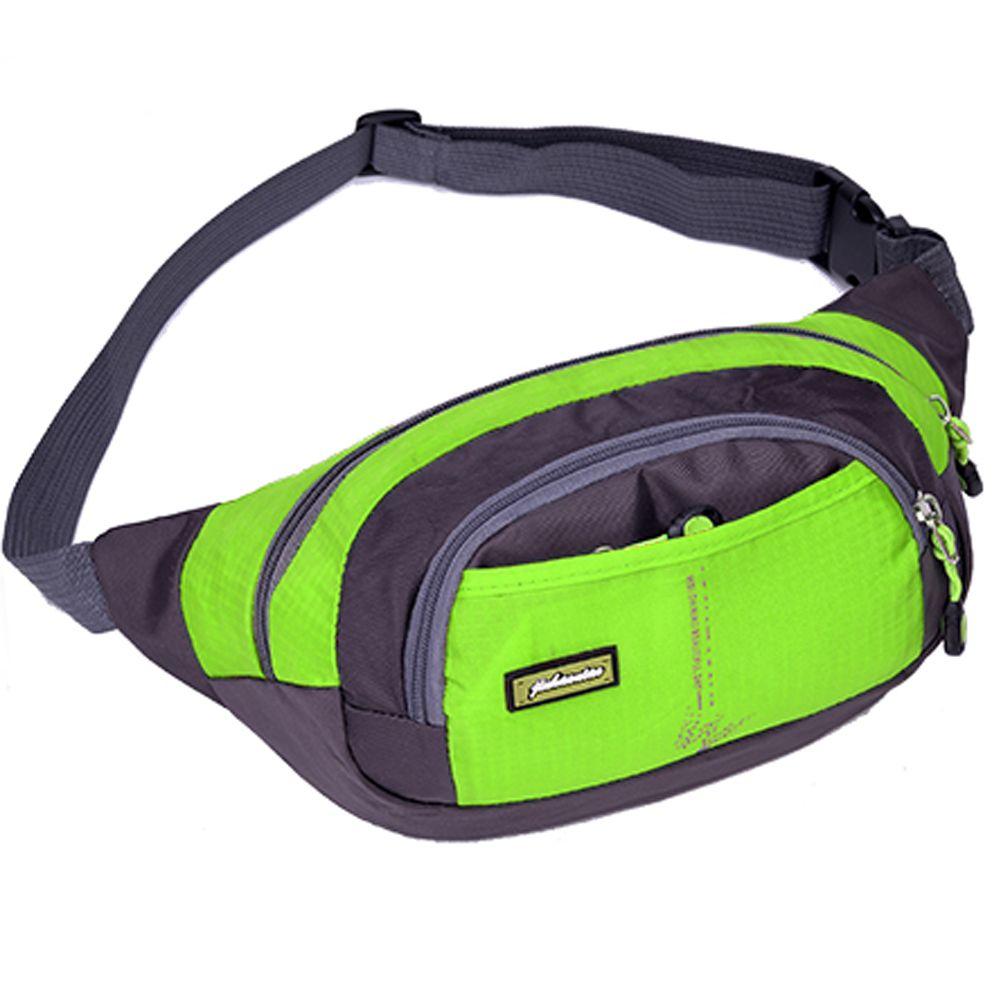 Waterproof Running Bags Waist bag Man Shoulder Bag Men Sport Canvas Messenger Bags For Outdoor Travel