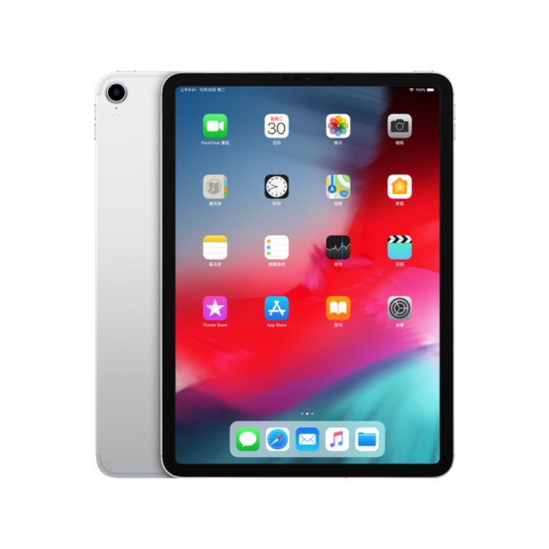 Apple iPad Pro 11 zoll | Alle Screen Design Flüssigkeit Retina Display Intuitive Gesten und Gesicht ID zu Entsperren Octa core A12X Bionic
