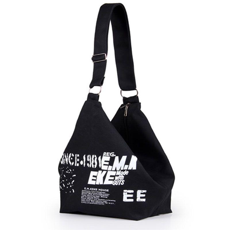 Toile femmes Messenger sacs solide voyage mode sacs à main voyage fourre-tout unique sacs à bandoulière femme sac à bandoulière pour les femmes