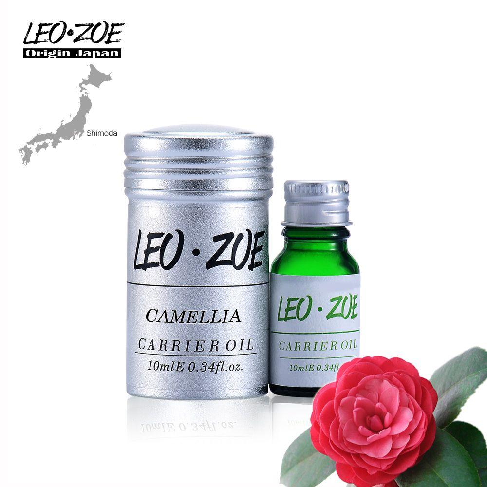 Huile de camélia Pure marque célèbre LEOZOE certificat d'origine huile essentielle de camélia du japon 10 ML