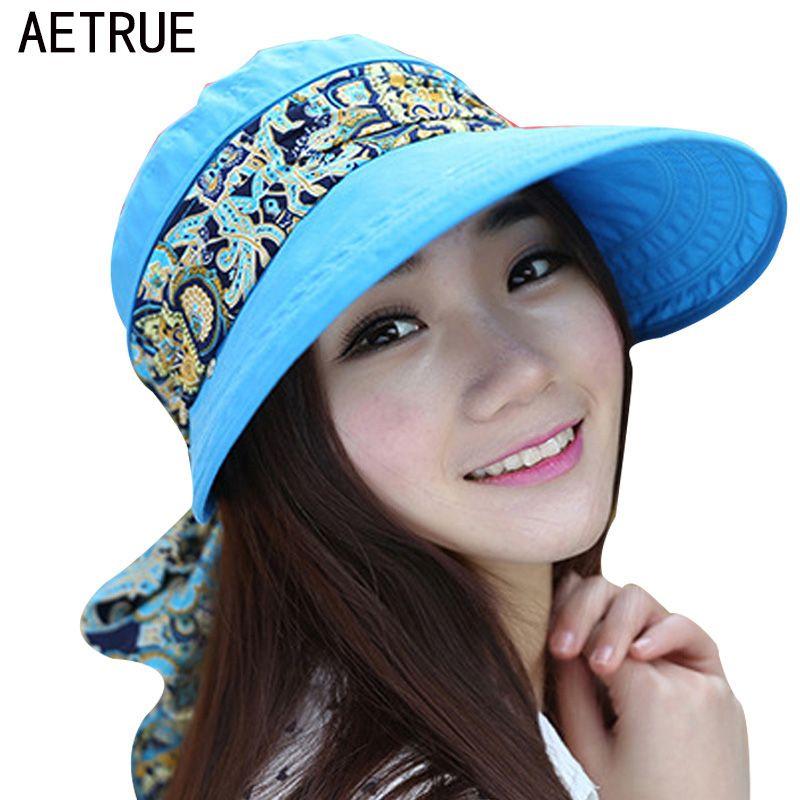 2017 Summer Hats For Women Chapeu Feminino Beach Sun Hats For women Ladies New Fashion  Panama Floppy gorras Girl Cap Sun Hat