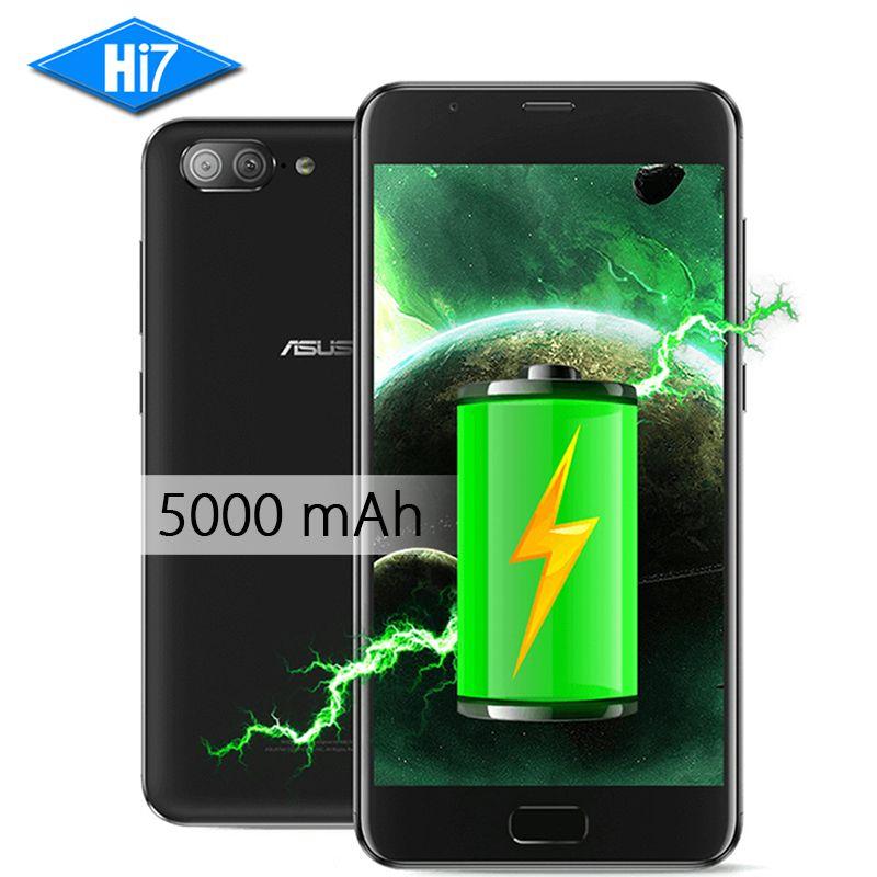ASUS Zenfone 4 Max X015D Octa Core 3GB RAM 32GB ROM 5.5 inch 5000mAh Dual Back Camera 13MP/8MP MT6750 Android 7.0 Mobile Phone
