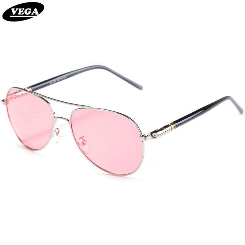 VEGA femme homme lunettes de soleil professionnelles pour pêche polarisées rouge verres teintés mode Anti éblouissement visière lunettes lentilles rouges 209