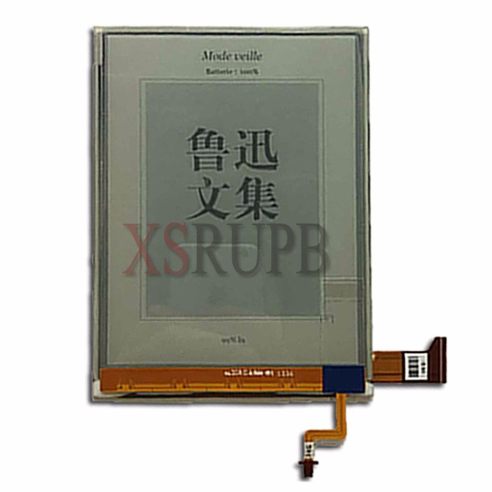 New E-Ink ED060XG1(LF)T1-11 ED060XG1 768*1024 LCD Screen For Kobo Glo <font><b>Reader</b></font> Ebook eReader LCD Display