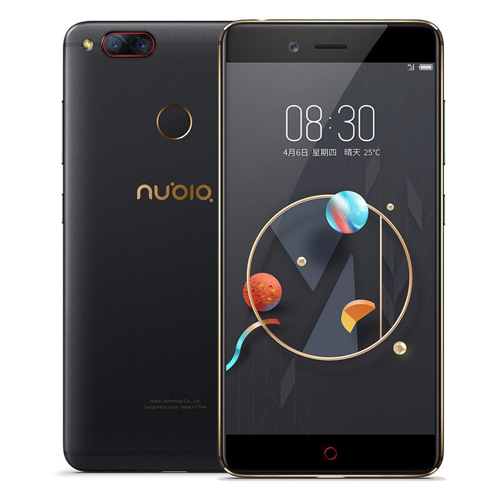 Original ZTE Nubia Z17 Mini Snapdragon 652 Octa Core smartphon 4GB RAM 64GB ROM 5.2