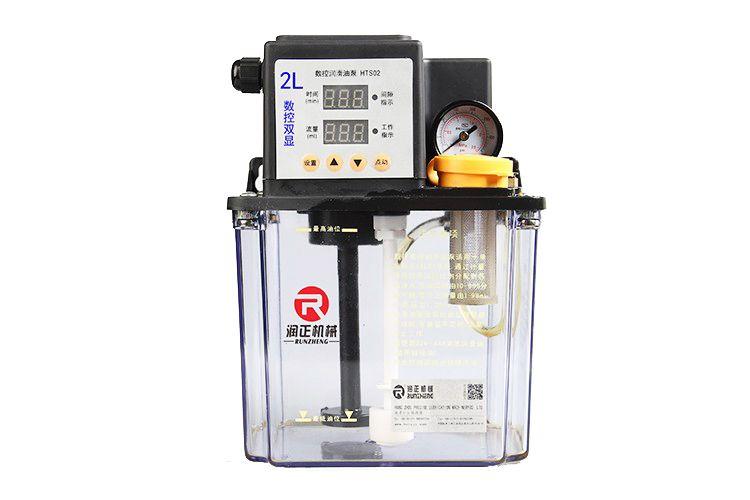 2L 2 Liter schmierstoff pumpe automatische schmieröl pumpe cnc elektromagnetische schmierpumpe öler # HTS02 1 stücke