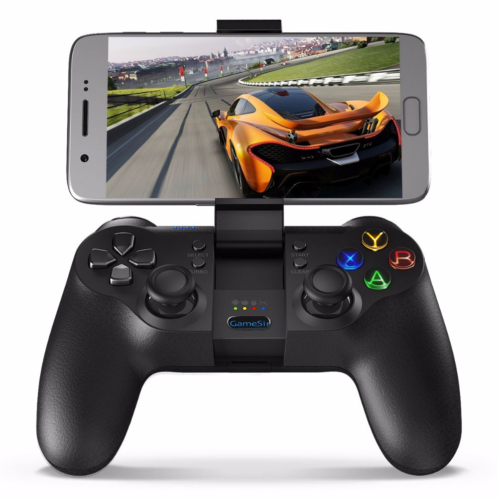 GameSir T1s, Bluetooth Wireless Gaming Controller Gamepad for Android/Windows PC/VR/TV Box/PS3, Compatible with DJI Tello