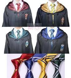 Harri Potter Robe Cape Mantel Gryffindor/SlytherinRavenclaw/Hufflepuff Robe Cosplay Kostüme Kinder Erwachsene kinder Tag Geschenk