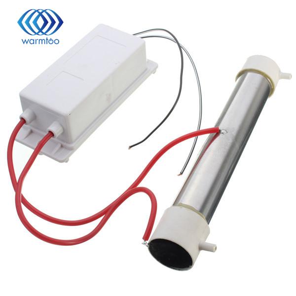 NOUVEAU AC 110 V 3g Générateur D'ozone Ozone Tube DIY 3g/hr pour Purificateur D'usine D'eau Meilleur prix