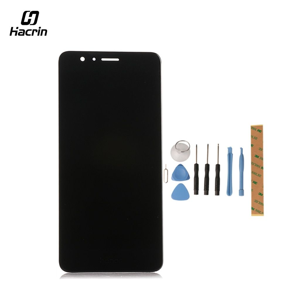 for Huawei Honor 8 LCD Display 1920x1080 FHD+Tools Glass Panel Phone Replacement For Huawei Honor 8 FRD-L19 FRD-L09 5.2